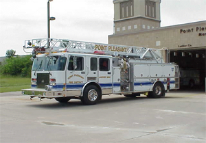 2012 E-One Ladder (Quint)