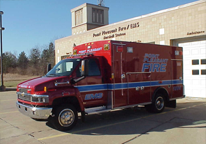 2008 Braun Chevrolet Ambulance